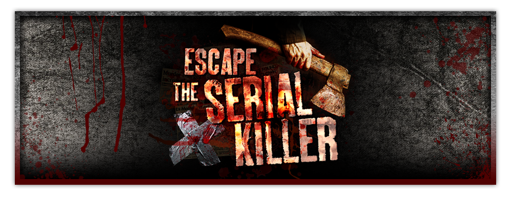 Escape the Serial Killer Room Tonawanda