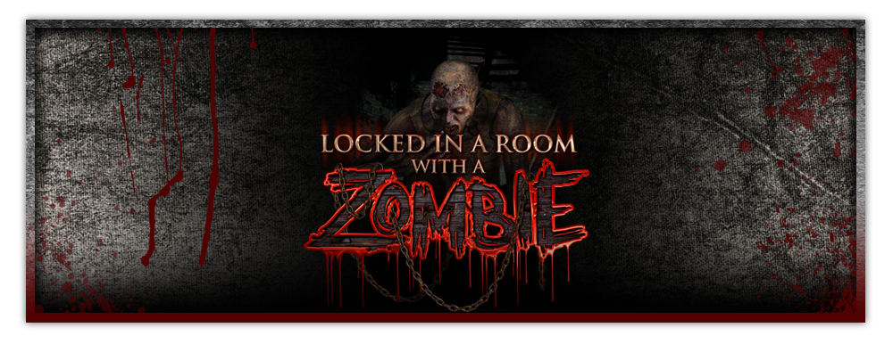 Locked in a Room with a Zombie Buffalo